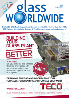 Glass Worldwide Issue 90 Cover
