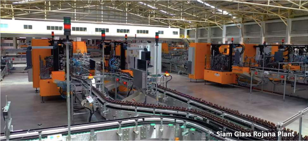 Manufacturing execution systems commissioned in Thailand