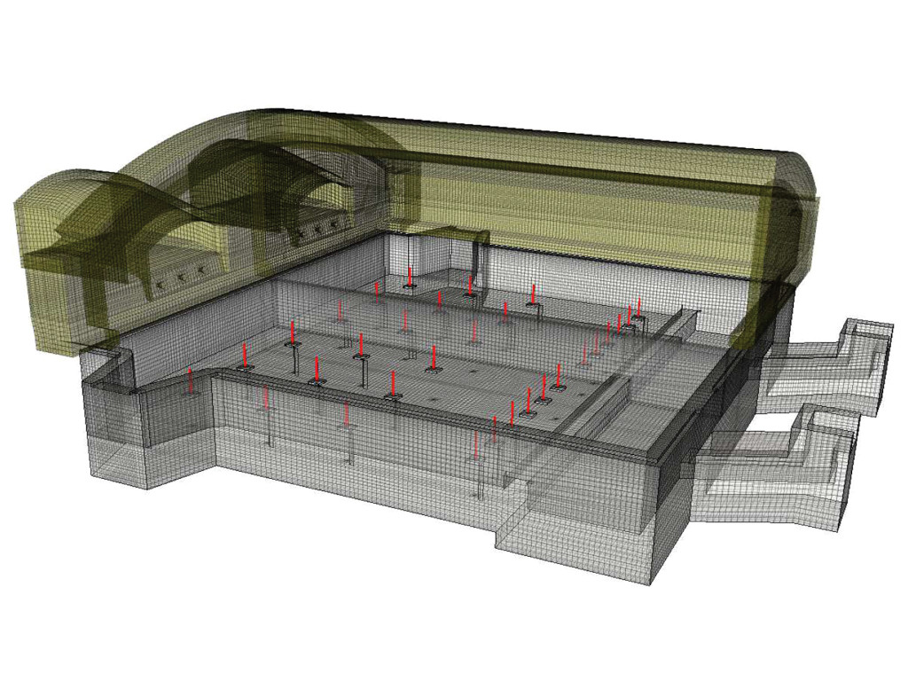 Multi-glass furnace