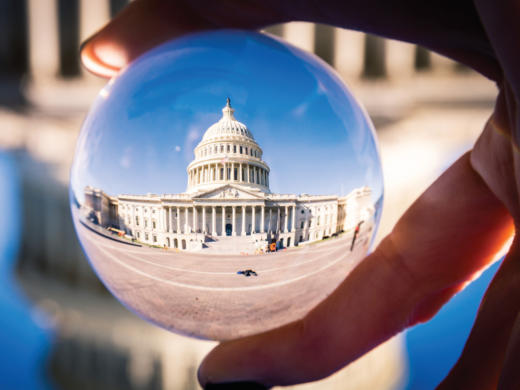 Prioritising glass through US policy