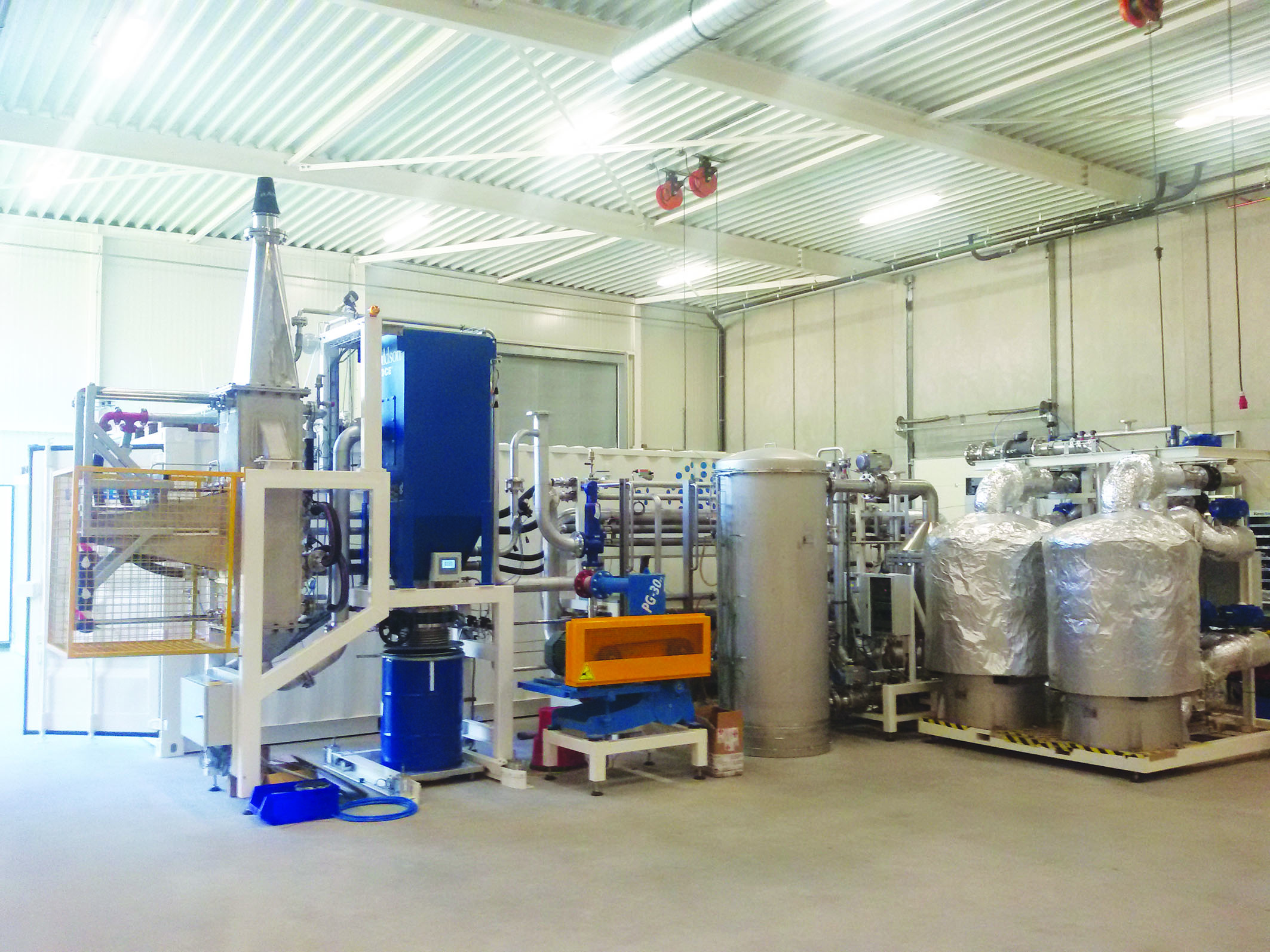 Gas recycling and its advantages