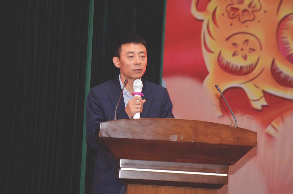 Exclusive Shandong Jingyao interview: Tang Yong