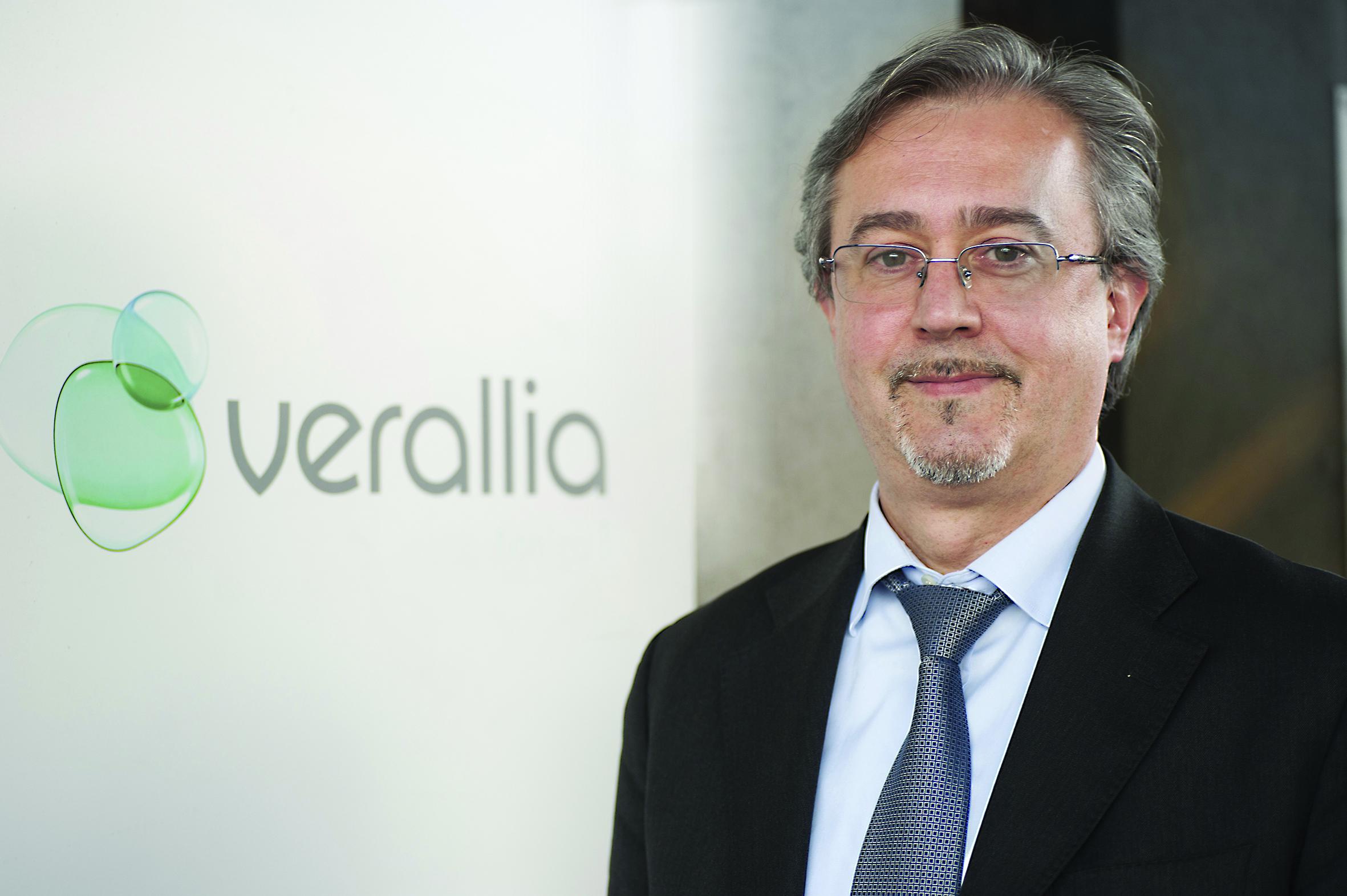 Marco Ravasi, Verallia Italia General Manager