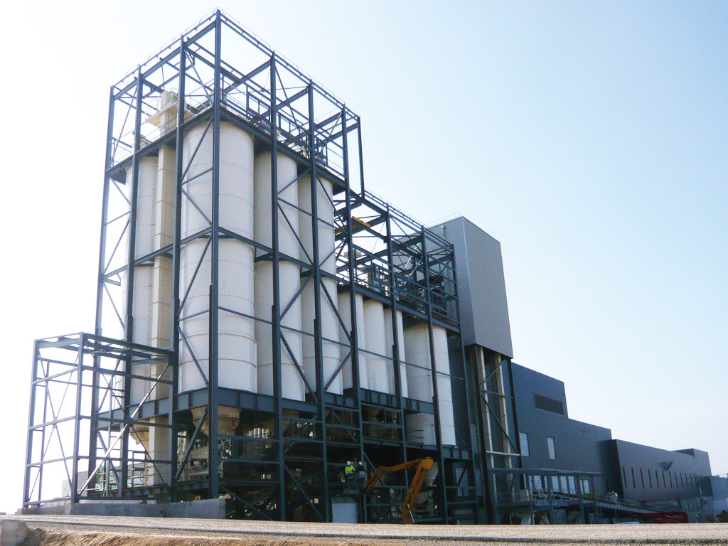 Batch and cullet plant specialist celebrates 100th anniversary