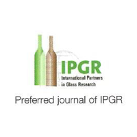 Preferred journal of International Partners in Glass Research