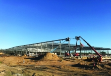 Flexibility focus for greenfield US glass container project