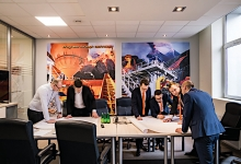 Combining creativity with engineering expertise
