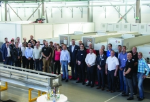 Coating lab opened during Coating Competence Days