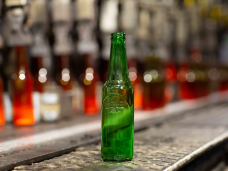 Heineken teams up with Encirc and Glass Futures for greener bottles