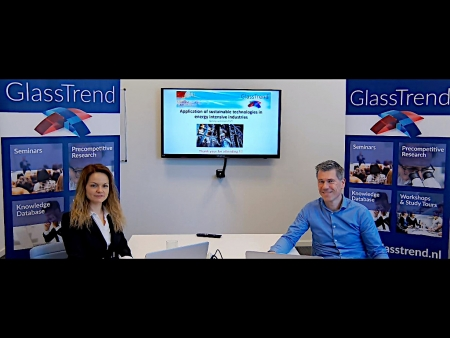 GlassTrend seminar on technological developments in energy-intensive industries