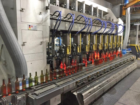 Plant upgrade features advanced production technologies