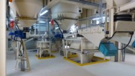 Batch plant commissioned in Angola