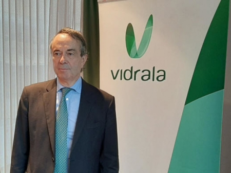 Vidrala receives recognition for UK investment
