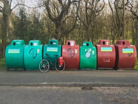 Yorkshire glass supply chain joins together with Zero Waste Leeds for recycling campaign