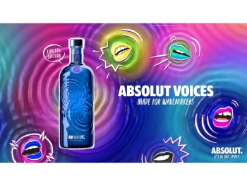 Absolut Launches New Limited-Edition