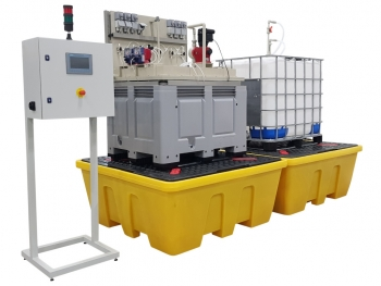 Safety first with DinterS' fully automated central feeding system