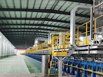 PV glass lehrs geared towards the greener industry