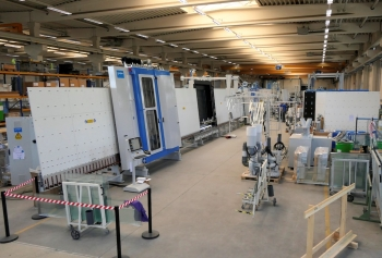 Fully operational production facilities maintained