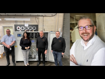 New leadership at Graphoidal Developments