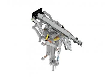 HORN develops new burner bracket
