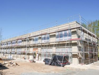 Workspace investment progressing as planned