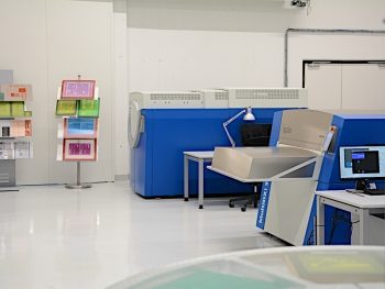 Lüscher invites customers to new demo and training centre