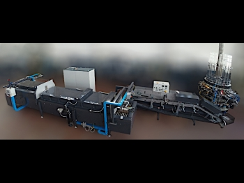 OCMI brings out new index rotation forming machine for vials