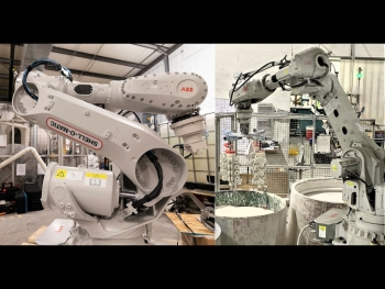 Latest investment in casting automation