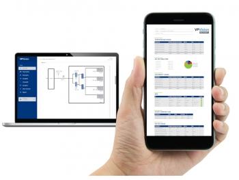 VPInstruments updates energy management system