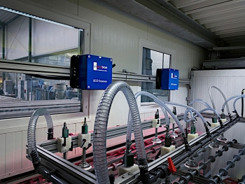 Viprotron ECO Scanner installed at Nowak Glas