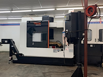 Quantum invests in Mazak cutter for production of parts