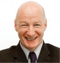 Dr Alan McLenaghan, CEO, SAGE