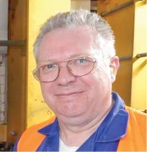 Jan Schep, Director of Corporate Engineering, Furnace Engineering & Design, O-I