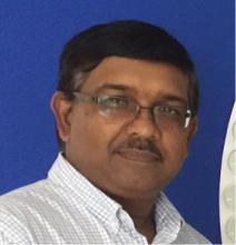 Cyril Coomansingh, Technical Director of Carib Glassworks