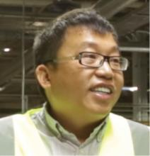 Junming (Jimmy) Wang, Managing Director, Fuyao