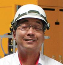 Nolan Ricardo, Plant Manager, Asia Brewery