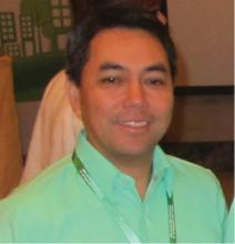 Emmanuel R. Alcantara, Glass Business Manager, San Miguel