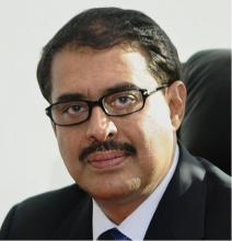 Rizwanulla Khan, Executive President, Glass LLC (Emirates Glass, Lumi Glass, Saudi American Glass)