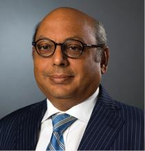 Vijay Shah, Executive Director and Chief Operating Director of Piramal Enterprises Ltd and Director of Piramal Glass