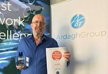 Triple awards recognition for briquette project
