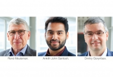 Key changes at glass melting consultancy