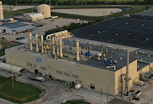 Glass fibre plant expansion completed in Ohio