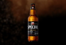 Lighter and more sustainable beer bottle introduced