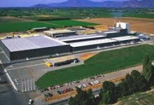 Batch plant upgrade in Chile