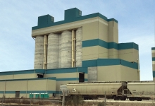 Batch plant commissioned in Mexico