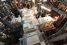 All-electric furnace rebuilt for German crystal specialist