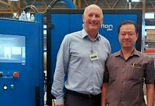 Supporting pharmaceutical glassware investment in Thailand