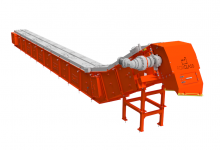 4.0 technology introduced for scraping conveyors