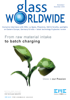 Subscribe to Glass Worldwide